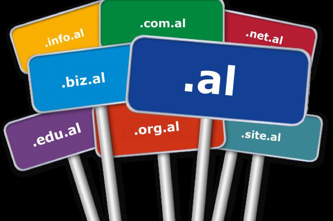 Regjistrimi i domain-it